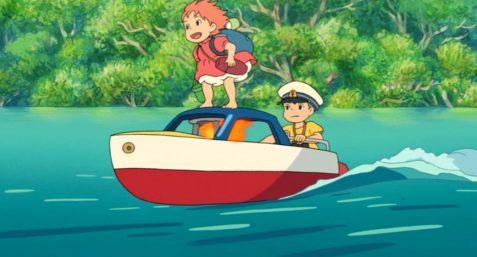 Ponyo-boat-big-size-running-2